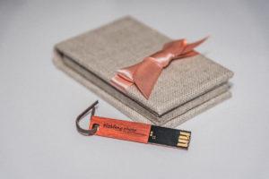 USB-Stick für Hochzeitsfotografie & Hochzeitsreportage